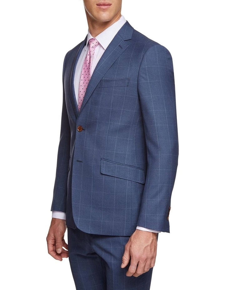 New Hopkins Wool Stretch Check Jacket image 2