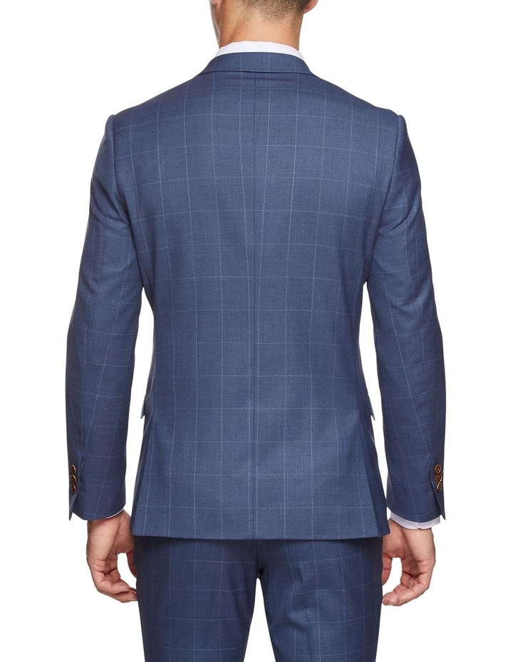 New Hopkins Wool Stretch Check Jacket image 3