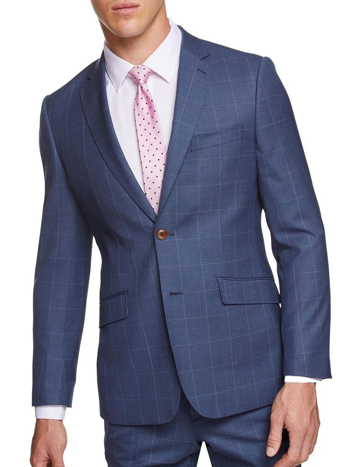New Hopkins Wool Stretch Check Jacket image 4