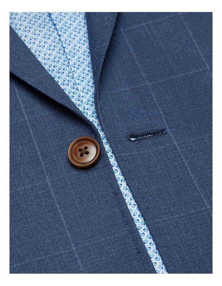 New Hopkins Wool Stretch Check Jacket image 6