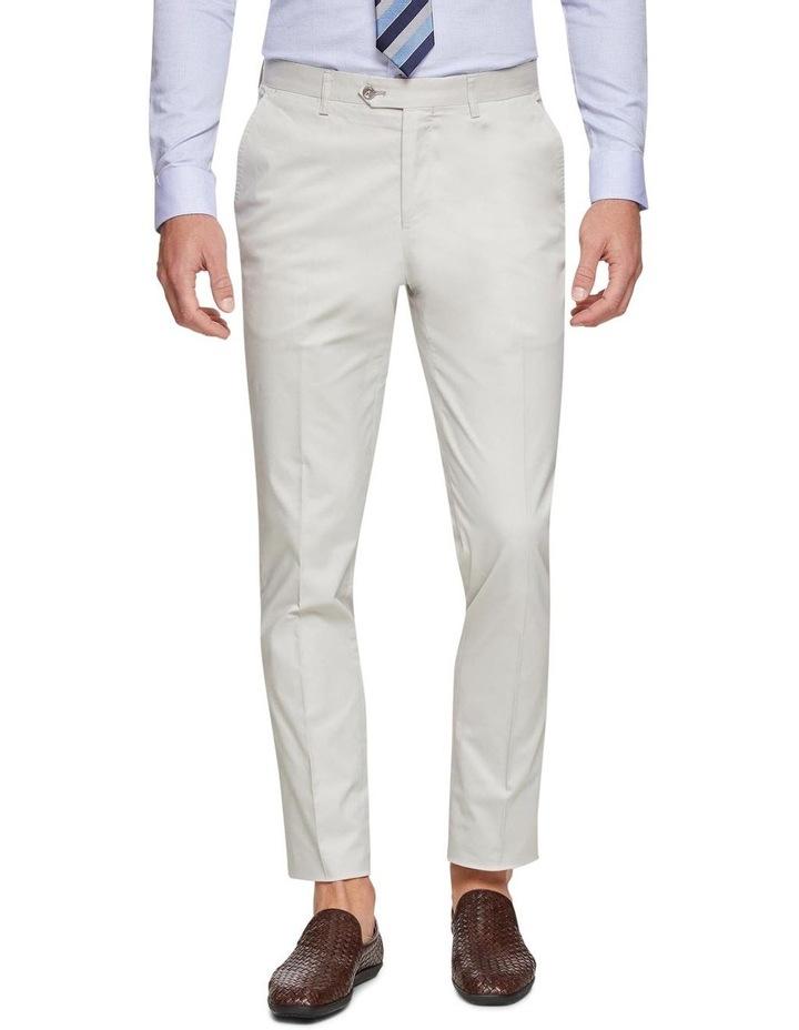 Byron Cotton Stretch Suit Trousers image 1