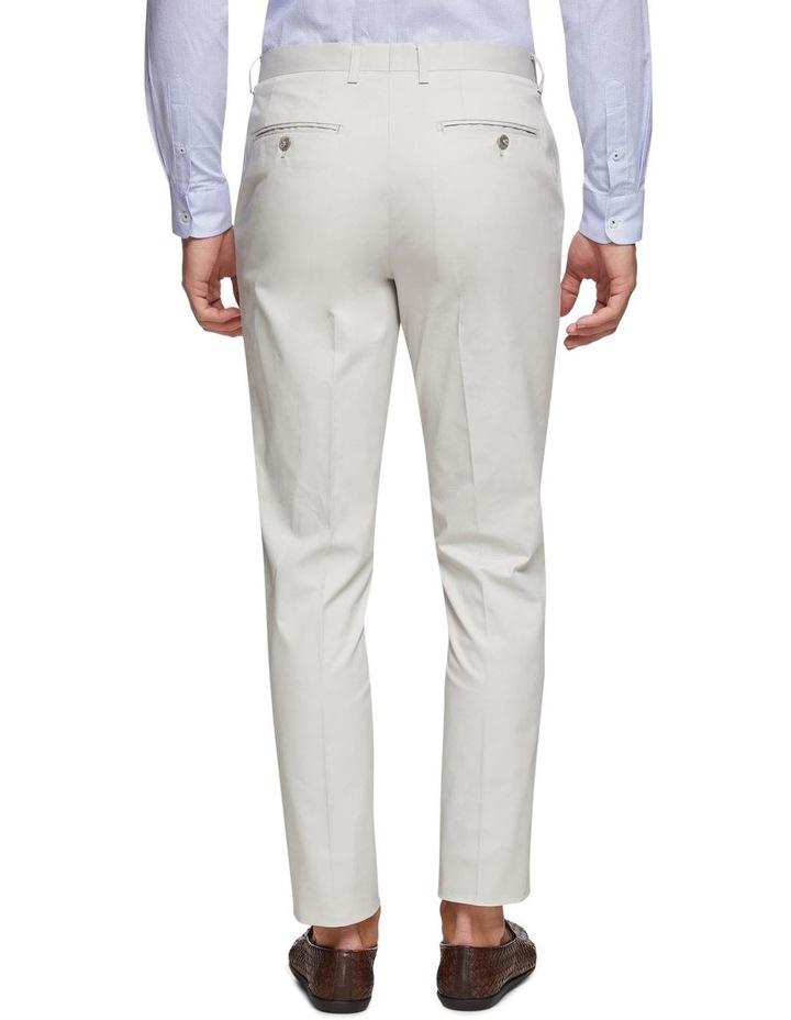 Byron Cotton Stretch Suit Trousers image 3