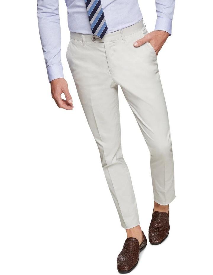 Byron Cotton Stretch Suit Trouser image 4