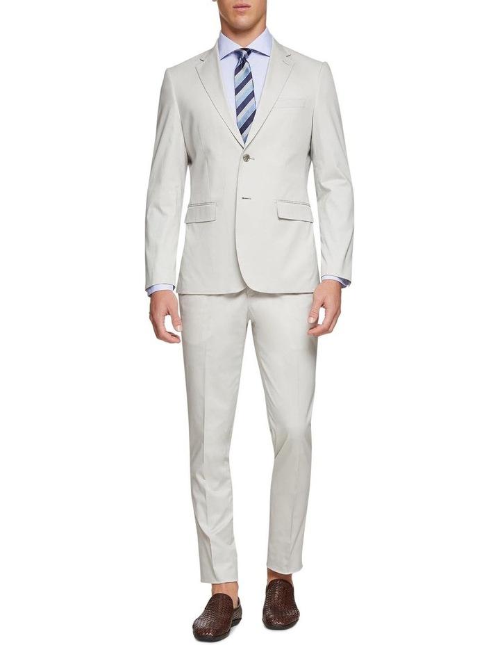 Byron Cotton Stretch Suit Trousers image 5