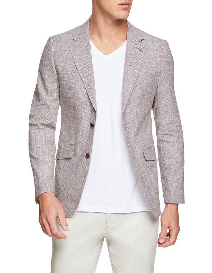 Blake Linen Cotton Blazer image 1