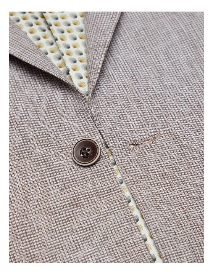 Blake Linen Cotton Blazer image 6