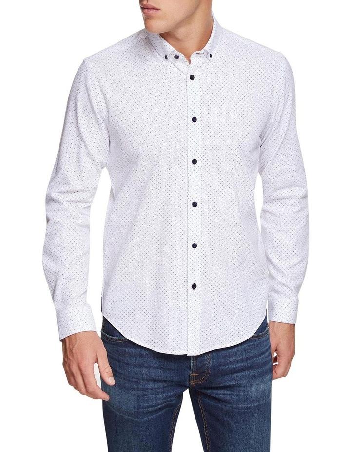 Stratton Spot Printed Shirt image 1