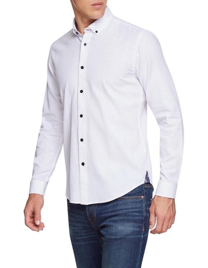Stratton Spot Printed Shirt image 2