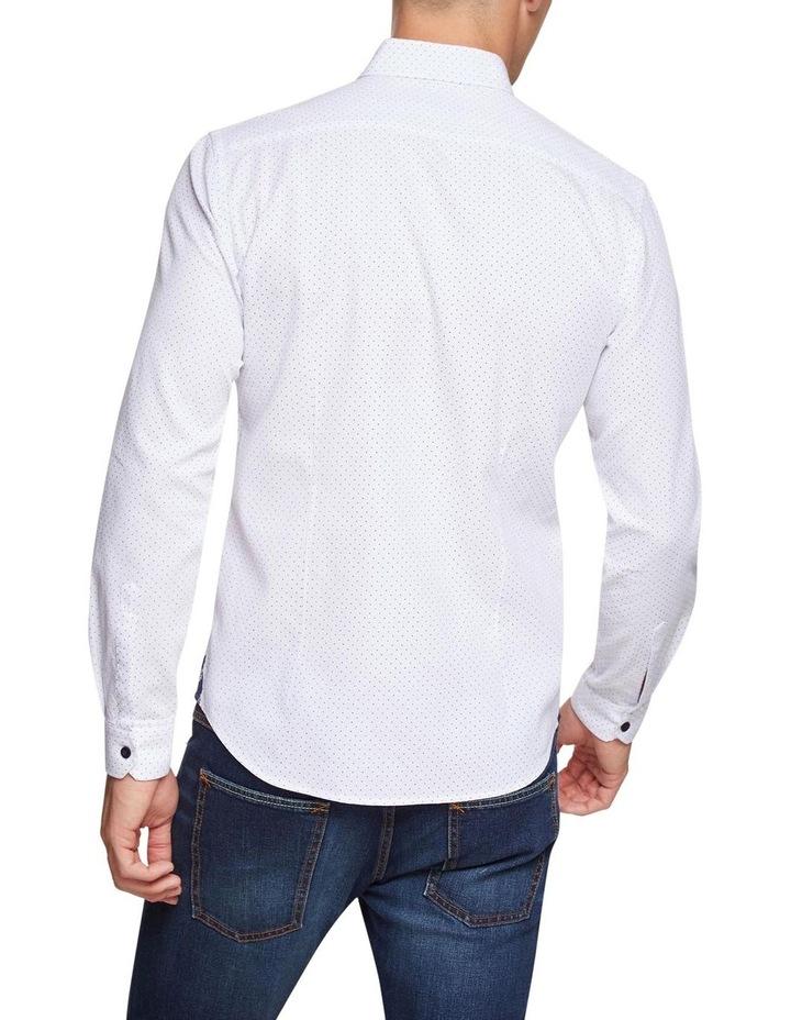 Stratton Spot Printed Shirt image 3