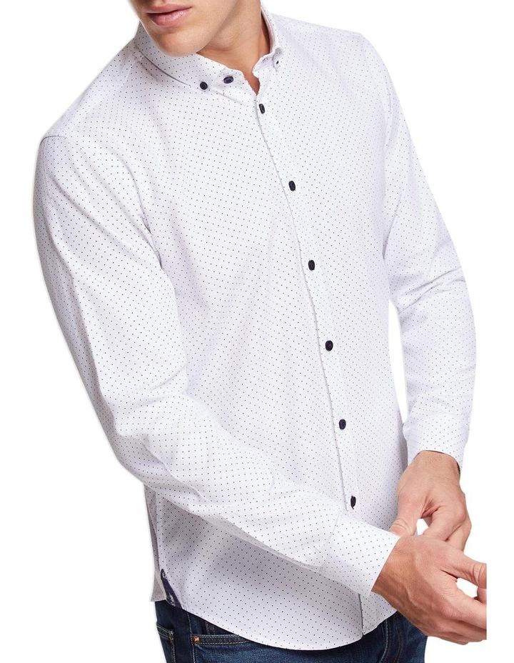 Stratton Spot Printed Shirt image 4