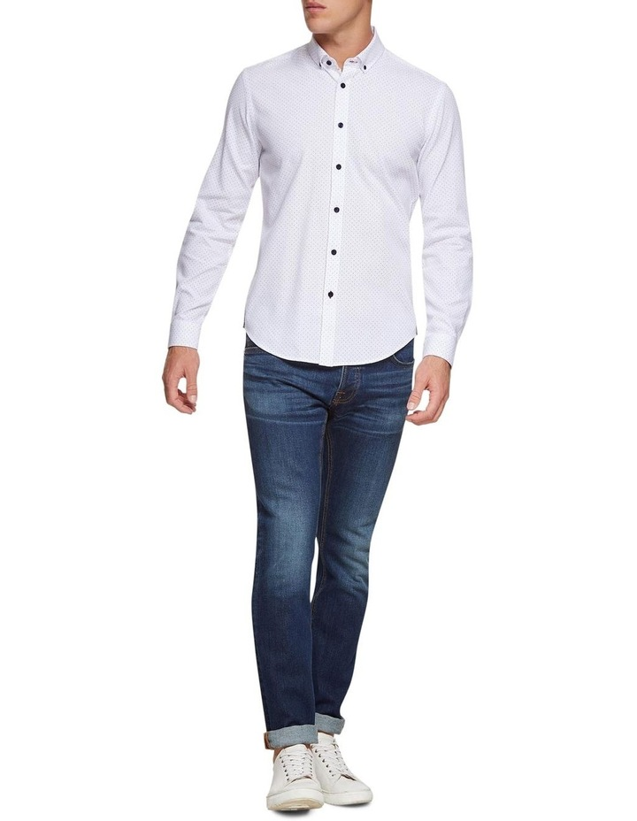 Stratton Spot Printed Shirt image 5