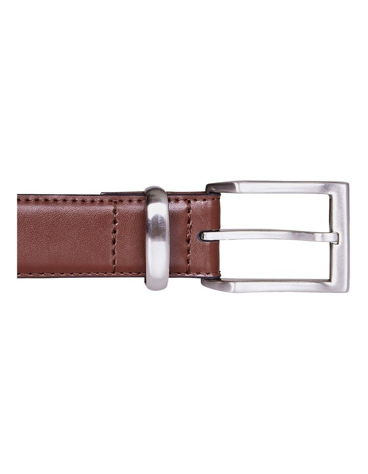 Arlen Leather Belt Brown image 2