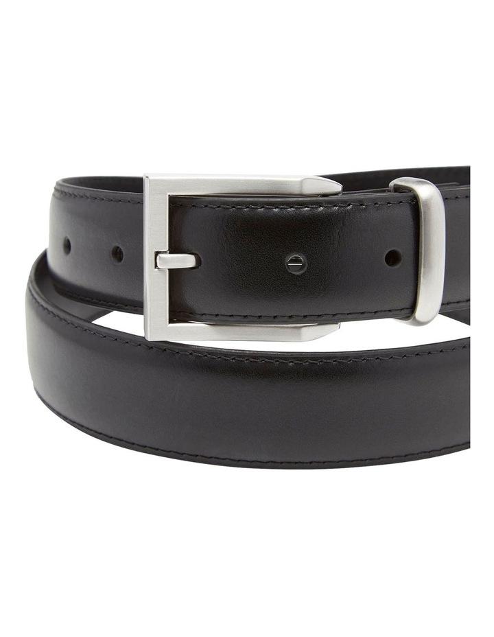 Arlen Leather Belt Black image 2