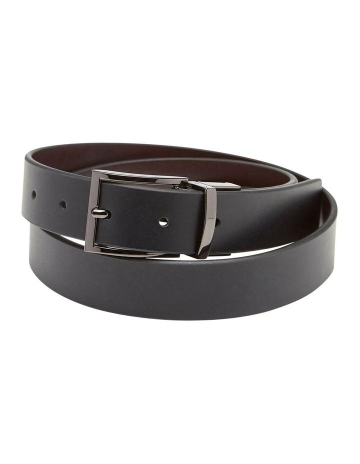 Carson Leather Reversible Belt image 1