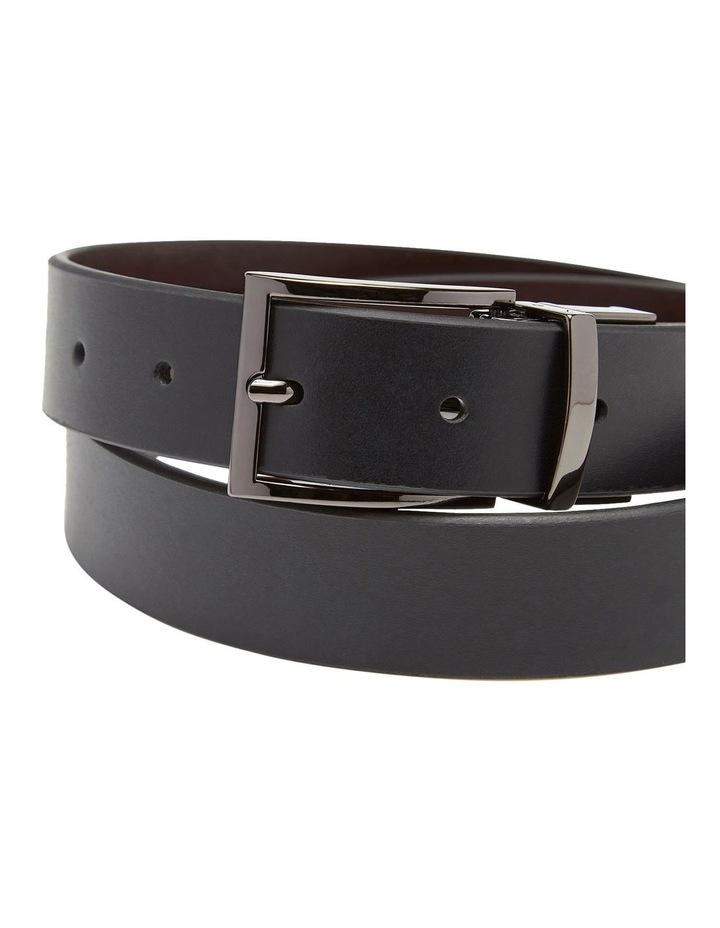 Carson Leather Reversible Belt image 2