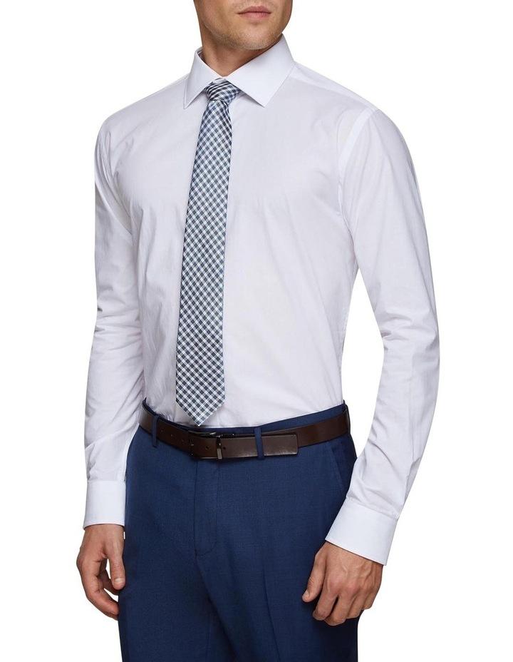 Islington White Dobby Shirt X image 2