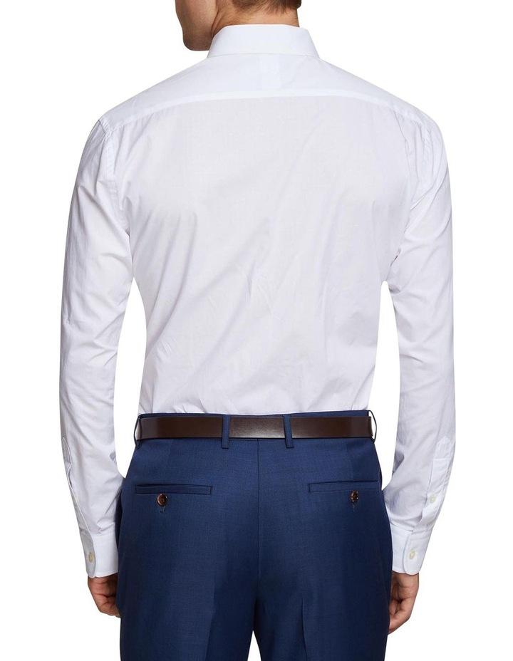 Islington White Dobby Shirt X image 3