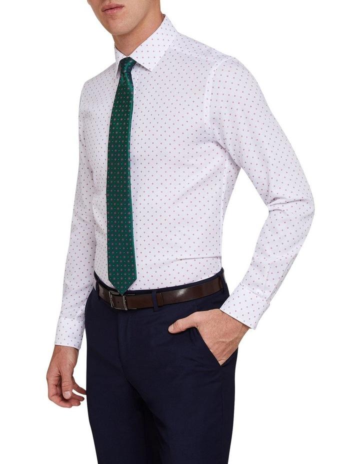 Beckton Dobby Printed Luxury Shirt image 2