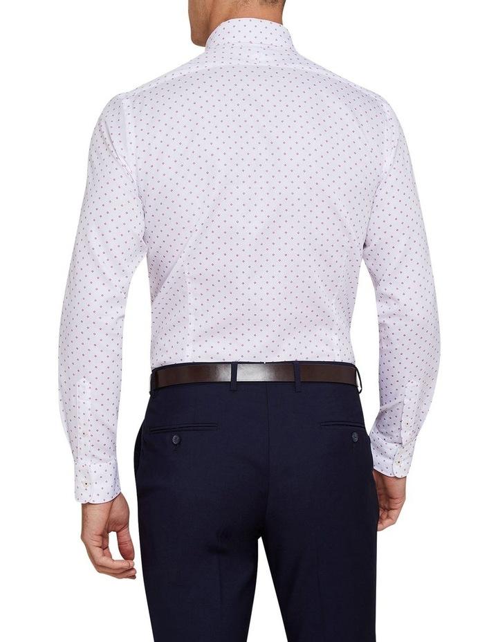 Beckton Dobby Printed Luxury Shirt image 3