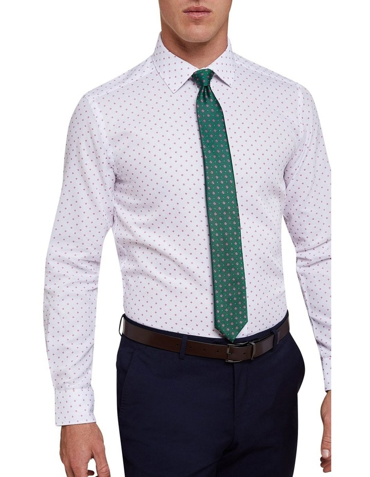 Beckton Dobby Printed Luxury Shirt image 4