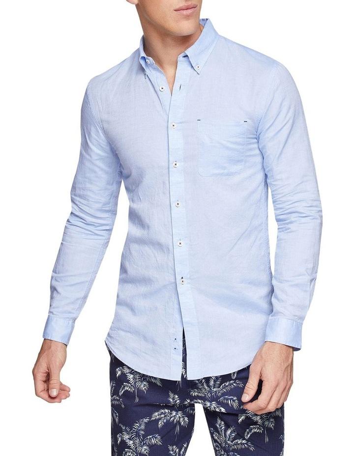 Uxbridge Linen Cotton Shirt image 1