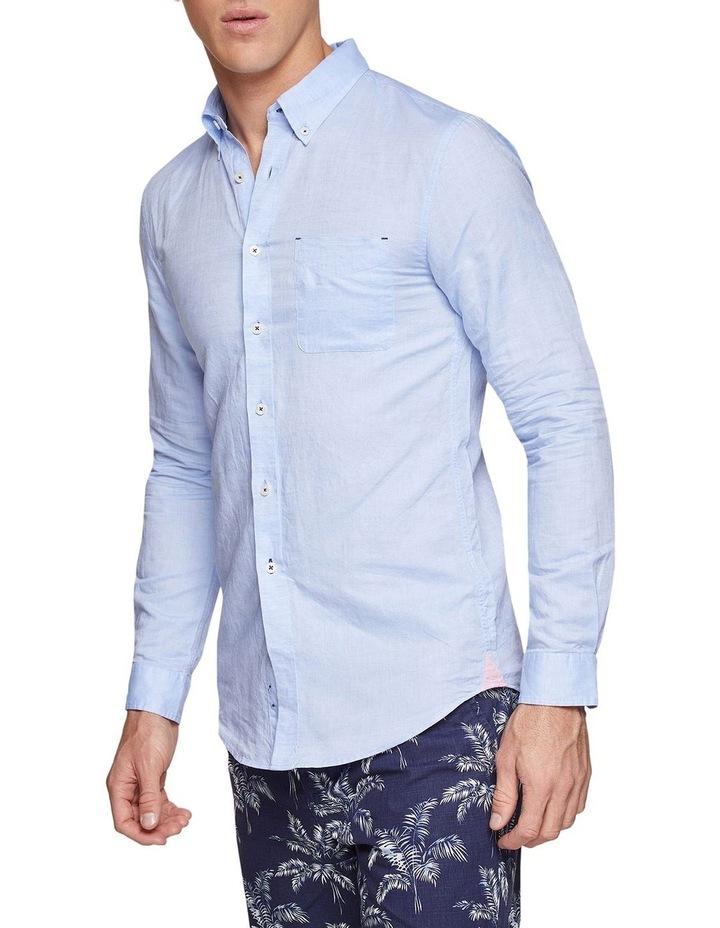 Uxbridge Linen Cotton Shirt image 2