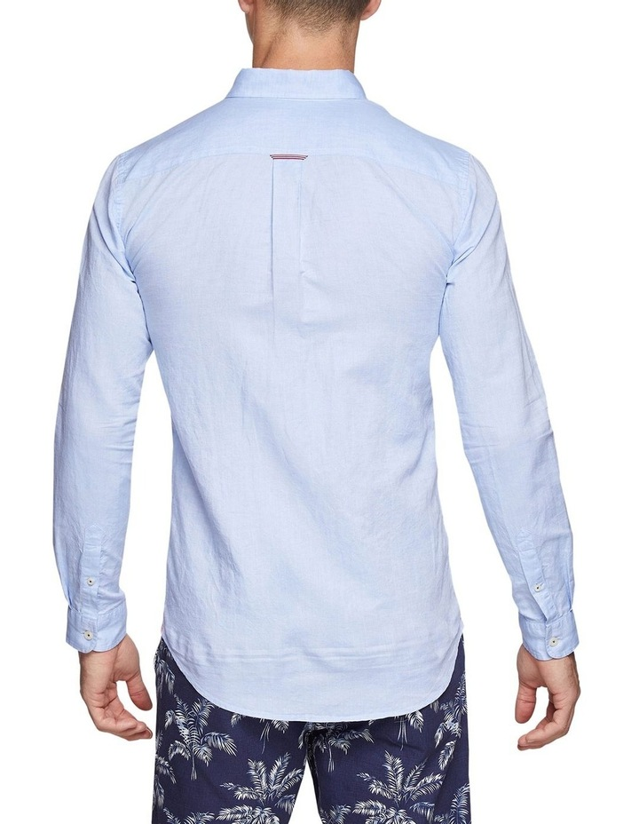 Uxbridge Linen Cotton Shirt image 3