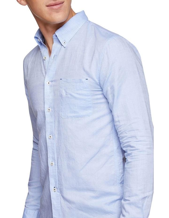 Uxbridge Linen Cotton Shirt image 4