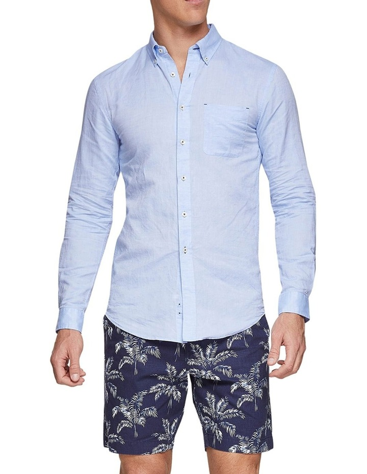 Uxbridge Linen Cotton Shirt image 5