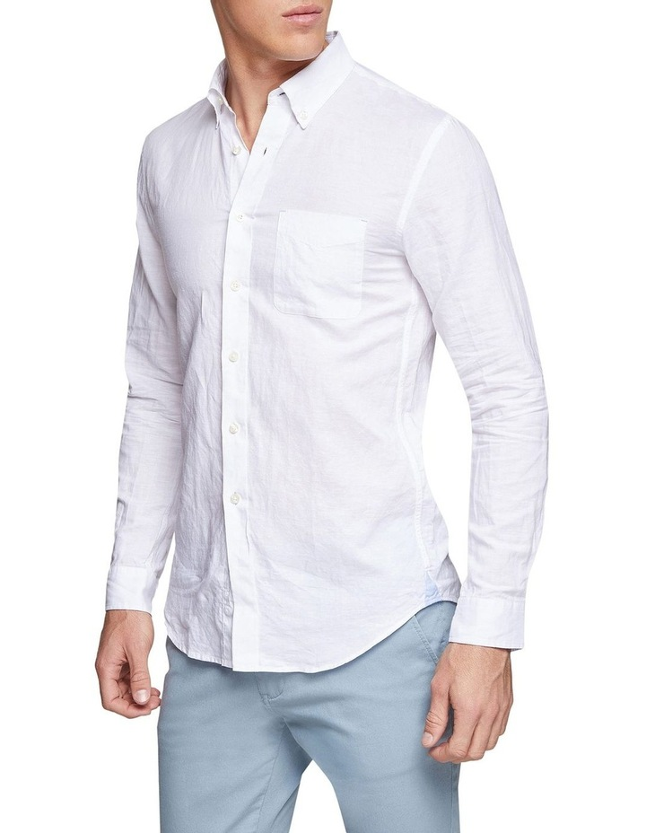 Uxbridge Linen Cotton Shirt image 2