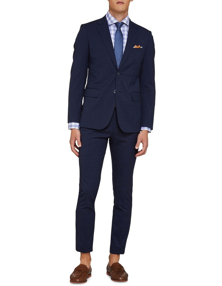 Auden Eco Checked Suit Trousers image 5