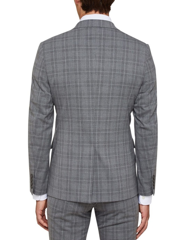 Auden Eco Checked Suit Jacket image 3
