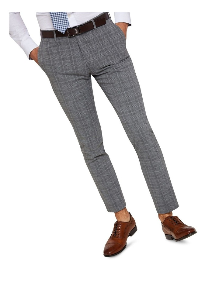 Auden Eco Checked Suit Trousers image 4