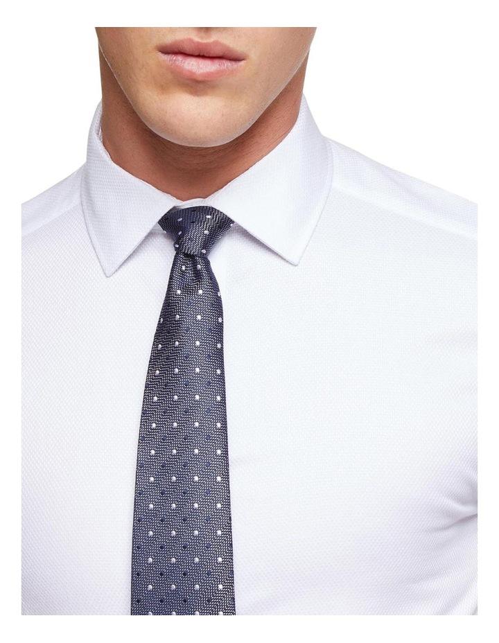 Beckton Dobby White Shirt image 4