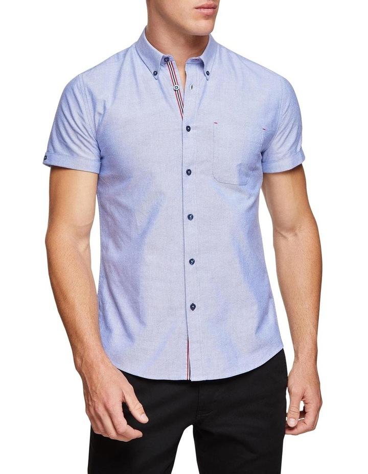 Tottenham Oxford Weave Shirt image 1