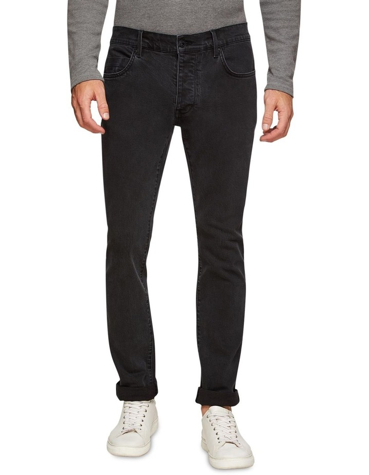 Victor Slim Fit Stretch Jeans image 1