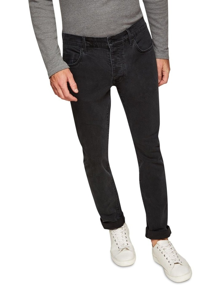 Victor Slim Fit Stretch Jeans image 4