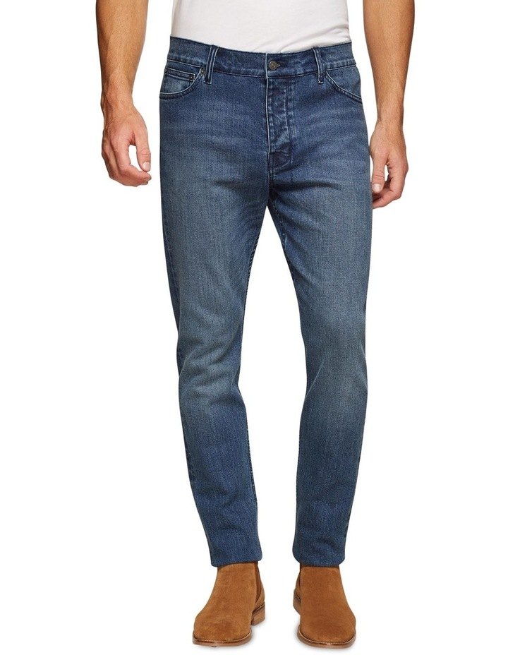 Riley Tapered Jeans image 1