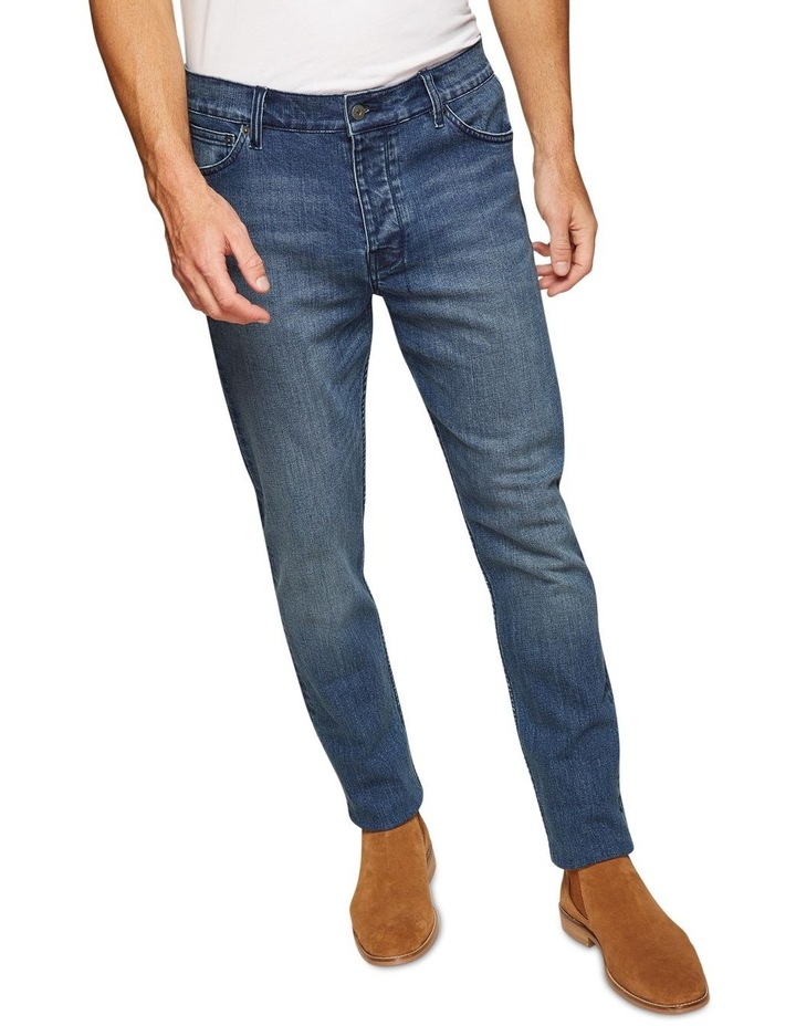 Riley Tapered Jeans image 4