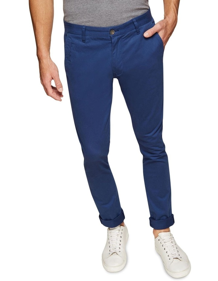 Stretch Skinny Fit Chinos image 4