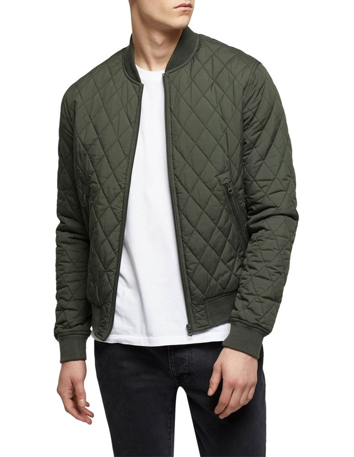 Barney Quilted Puffa Jacket image 1