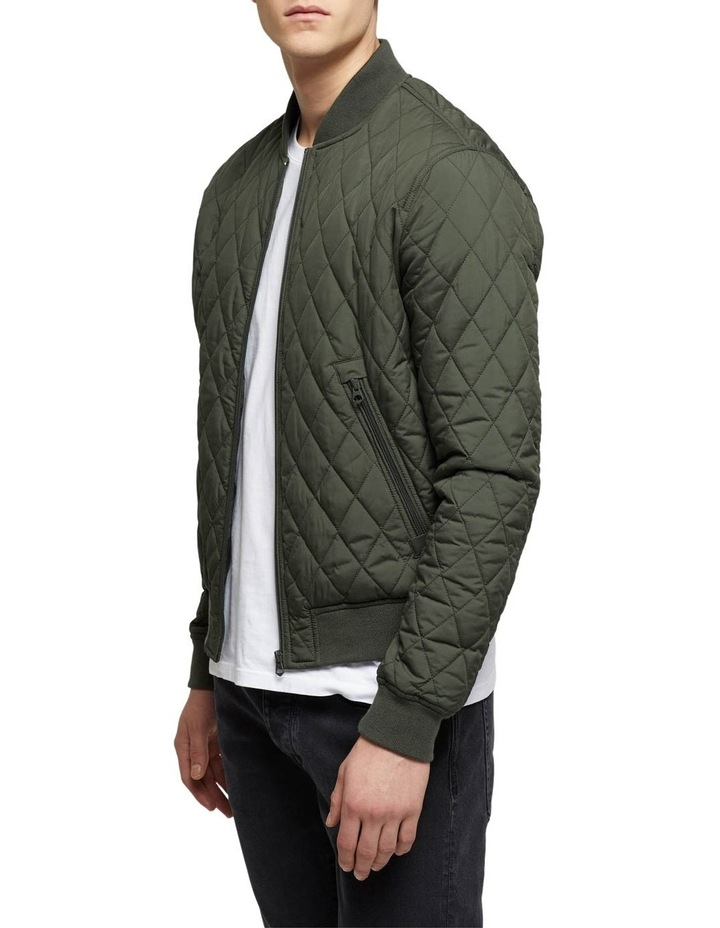Barney Quilted Puffa Jacket image 2
