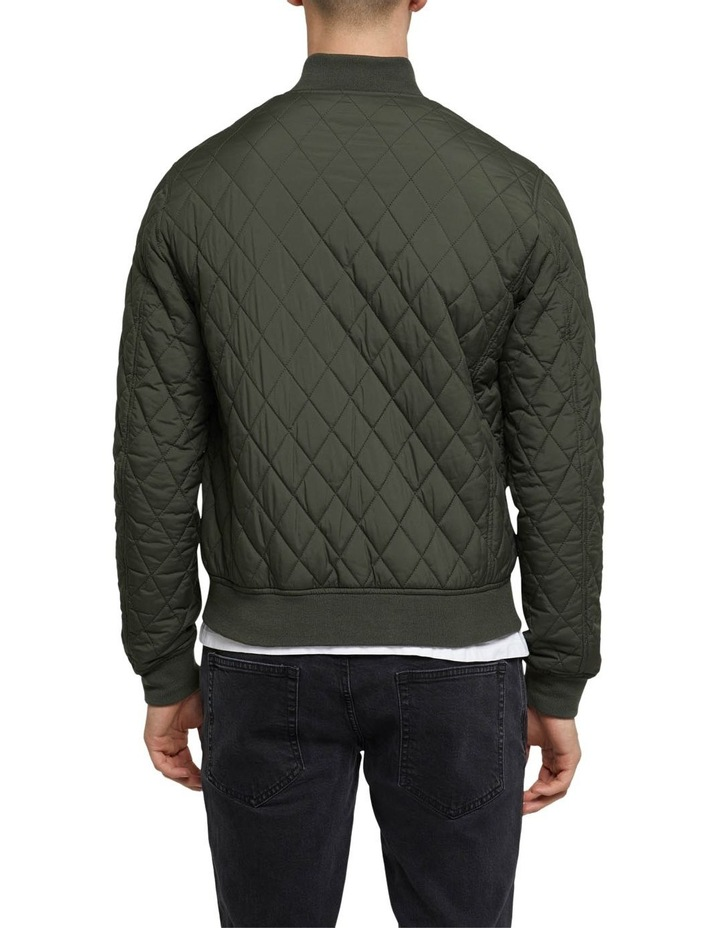 Barney Quilted Puffa Jacket image 3