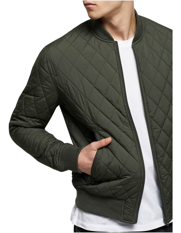 Barney Quilted Puffa Jacket image 4