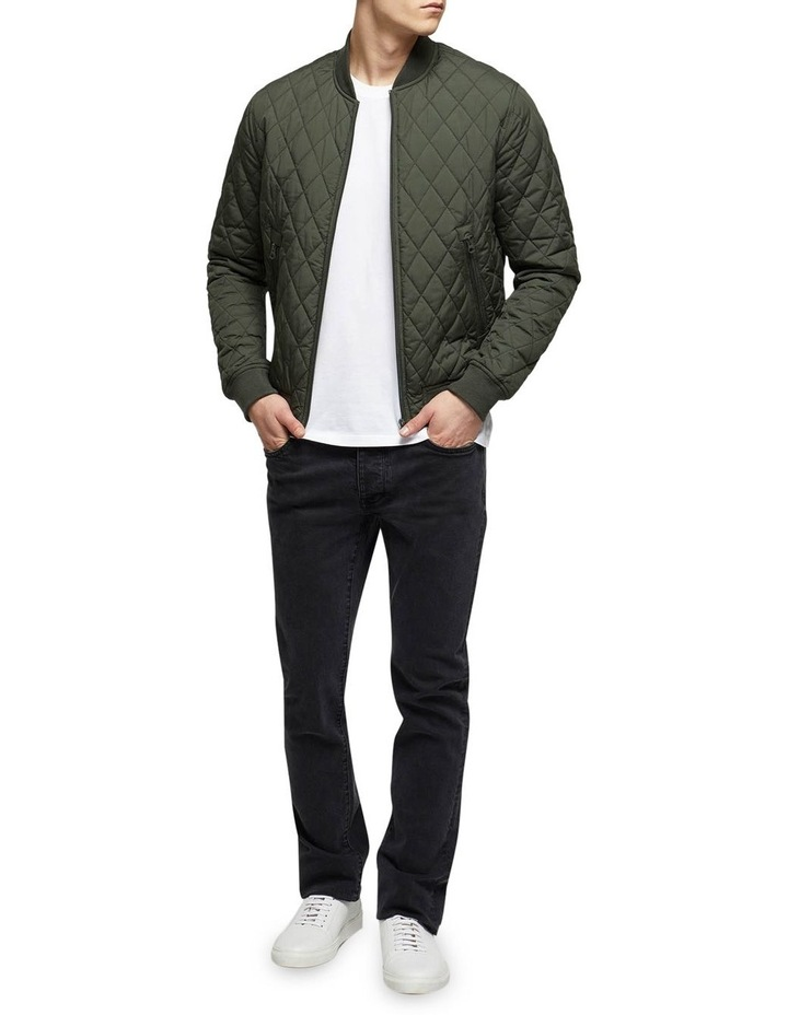 Barney Quilted Puffa Jacket image 5