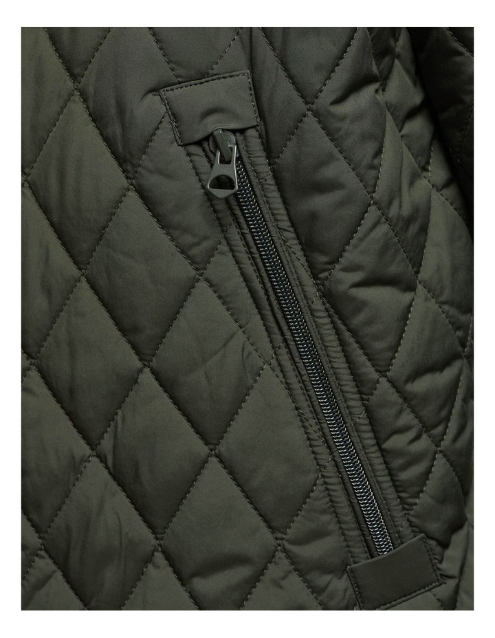 Barney Quilted Puffa Jacket image 6
