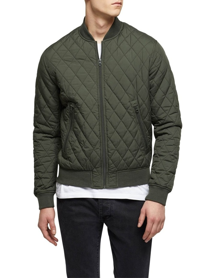 Barney Quilted Puffa Jacket image 7