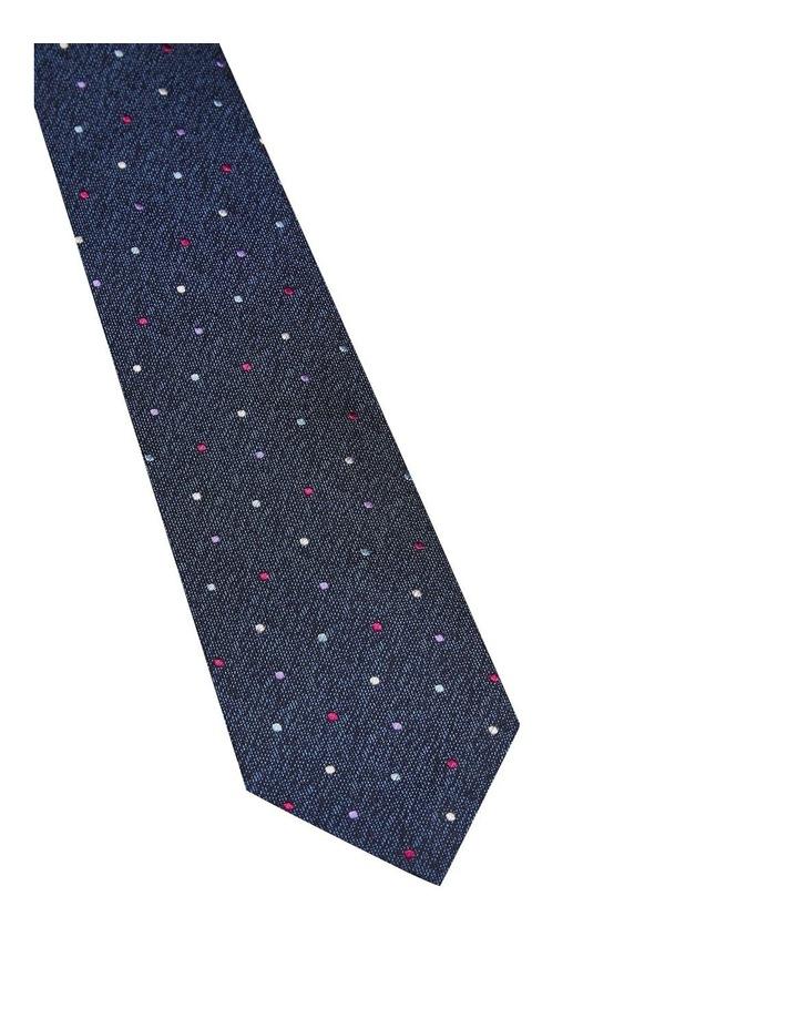 Multi Coloured Spot Tie image 2