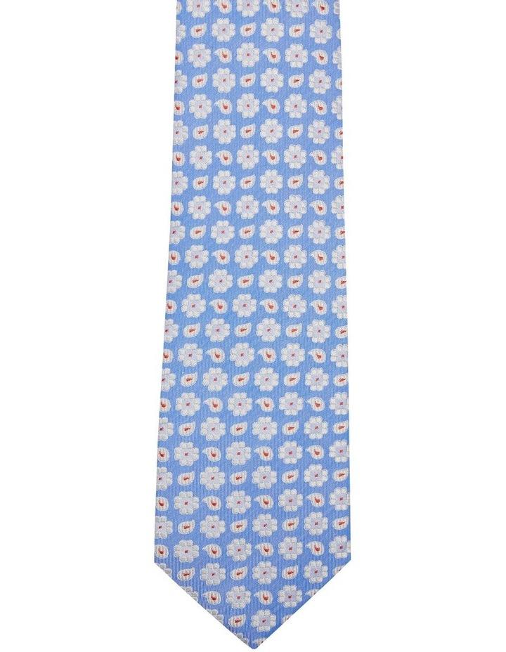 Paisley Flower Tie image 1