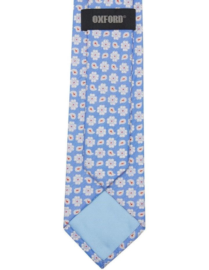 Paisley Flower Tie image 3